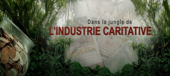 Dans la jungle de l'industrie caritative (Doc) [VF]
