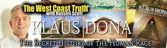 Klaus Dona : The SECRET HISTORY of the HUMAN RACE (ITW) [VO]