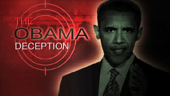 The Obama Deception : &quot&#x3B;The Mask Comes Off&quot&#x3B; / Le masque tombe (Doc) [VostFR]