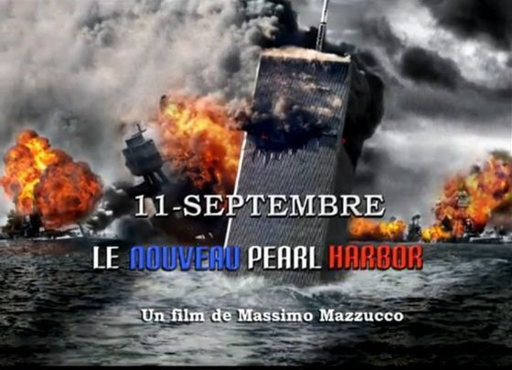 11-Septembre : Le Nouveau Pearl Harbor (Doc 3/3) [VF]