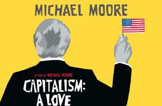 Le capitalisme : une histoire d'amour - Mickael Moore (Doc) [VF]