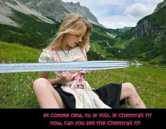 CHEMTRAILS : &quot&#x3B; Le mal venu du ciel &quot&#x3B; - reportage FRANCE3 du 28 mars 2014