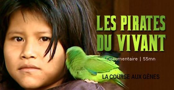 Les Pirates Du Vivant (Doc) [VF]