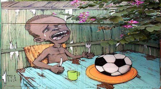 La vérité sur la Coupe du monde - Brésil 2014 (Doc) [VOSTFR]