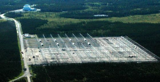 H.A.A.R.P. / HAARP (Article + Docus)