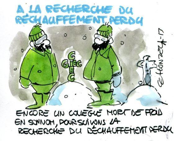 CLIMAT : ON VOUS MENT ! (Doc) [VF]