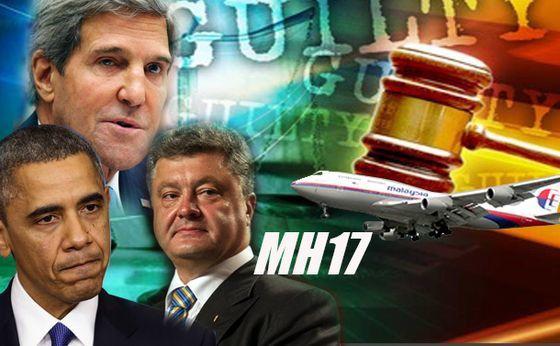 L'histoire cachée du Malaysian Airlines MH17 (VidZ)