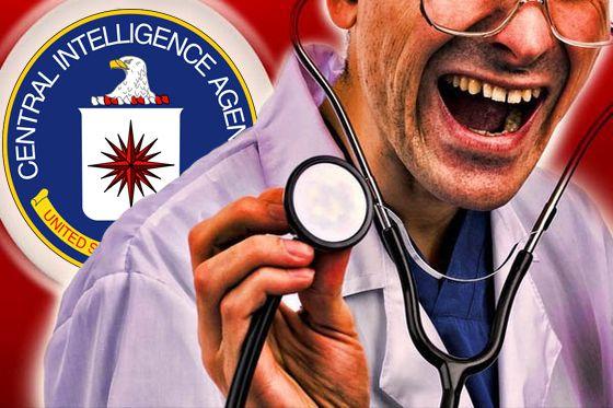 Serge Monast : « CIA, Vaccins, Médecine militaire expérimentale, Cristaux liquides » (PDF)