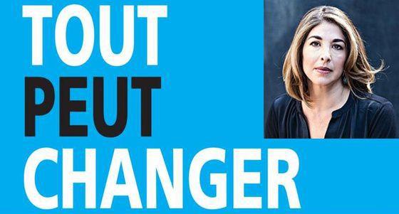 « Tout peut changer » : entretien avec Naomi Klein