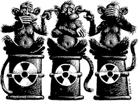 Déchets radioactifs, 100 000 ans sous nos pieds (Doc) [VF]