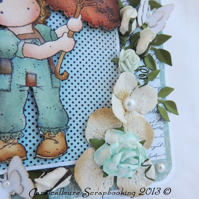 Blog Hop Art du Scrapbooking en cette journée nationale du scrapbooking...