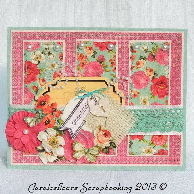 DT Simple à Souhait...  Des cartes d'anniversaire aux couleurs vibrantes