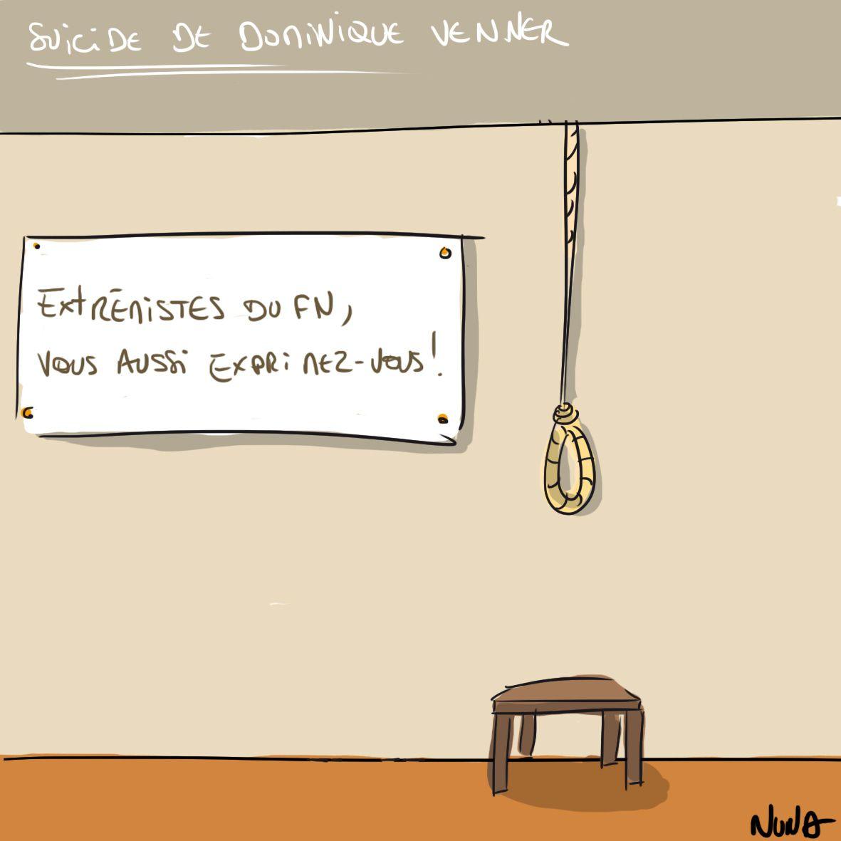 Suicide de D. Venner