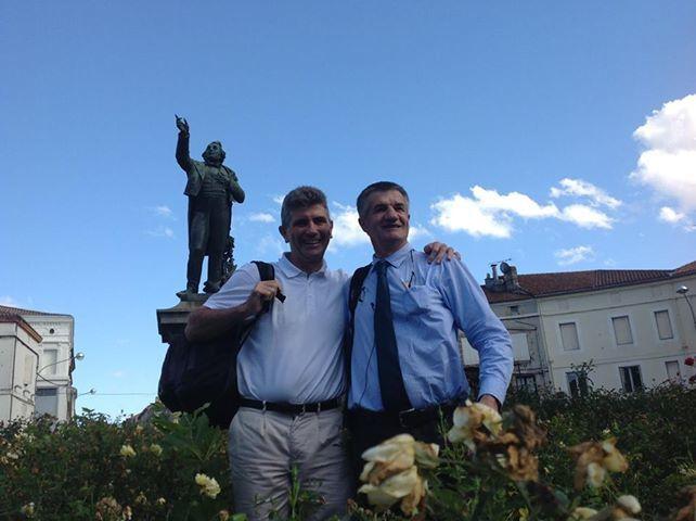 avec Jean Dionis Du Séjour