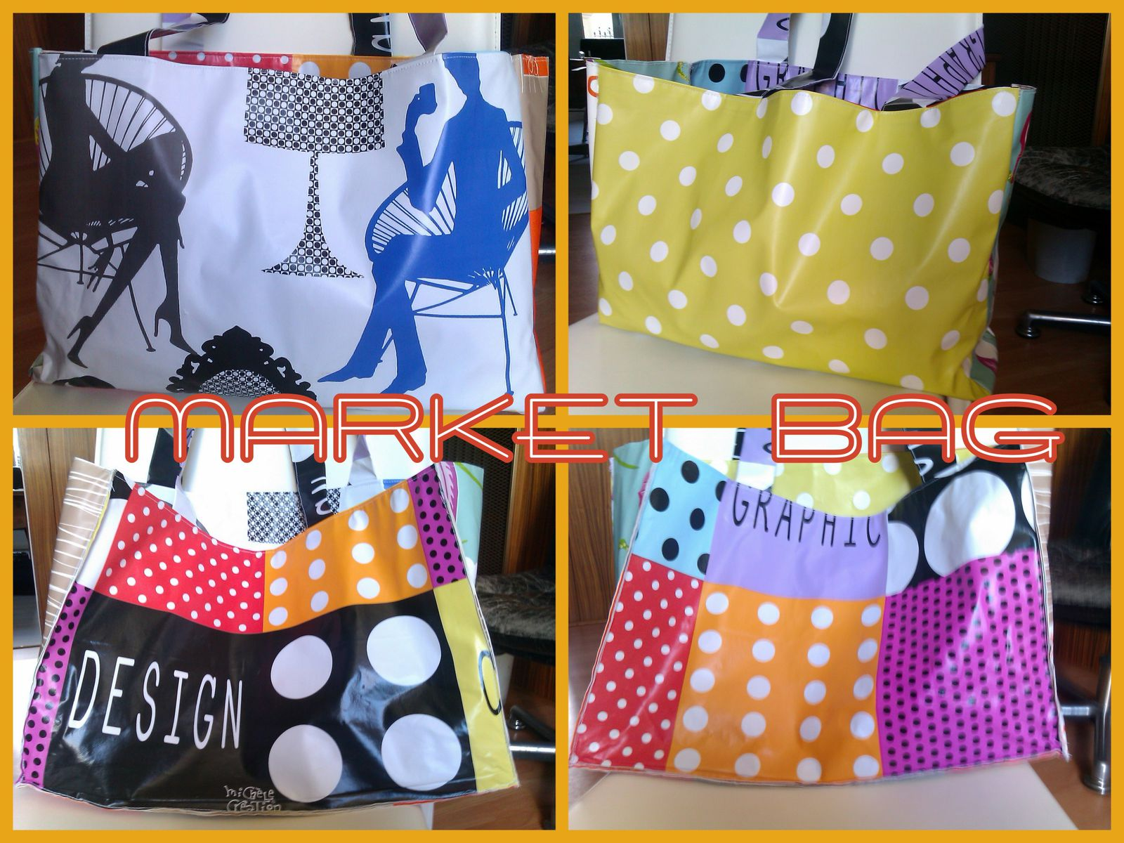MARKET BAG - DIY