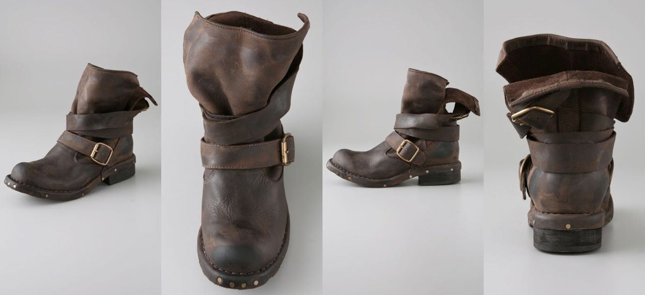 brit wrap strap boots Jeffrey Campbell