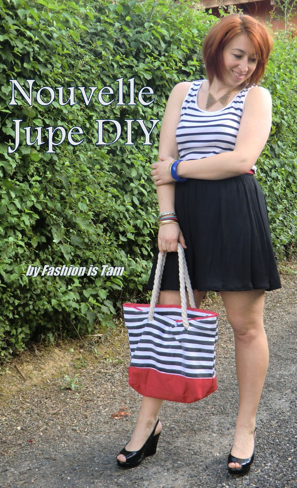 Look de saison (DIY inside)