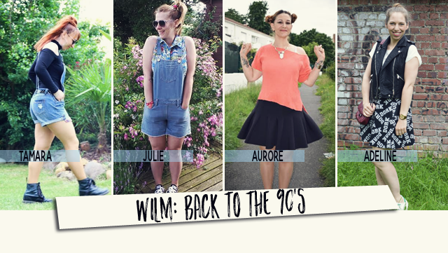 Wear It Like Me #6: Back to the 90's!