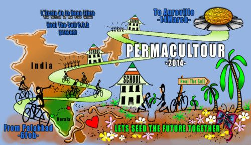 Permacultour 2014