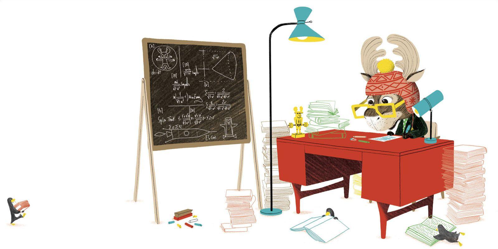 """Dans une semaine c'est la rentrée des classes. Et dans trois jours sort """"Pourquoi je ne suis plus ton amoureux"""" aux éditions du Seuil jeunesse : les vacances c'est fini, jeudi rendez-vous chez votre libraire préféré, avec ou sans cartable."""