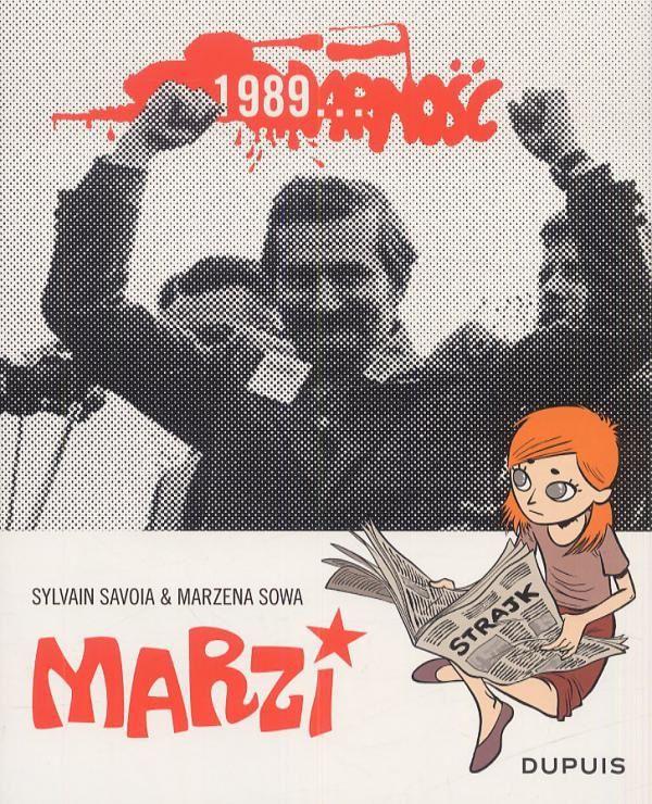 Marzi, la Pologne vue par les yeux d'une enfant, 1989...