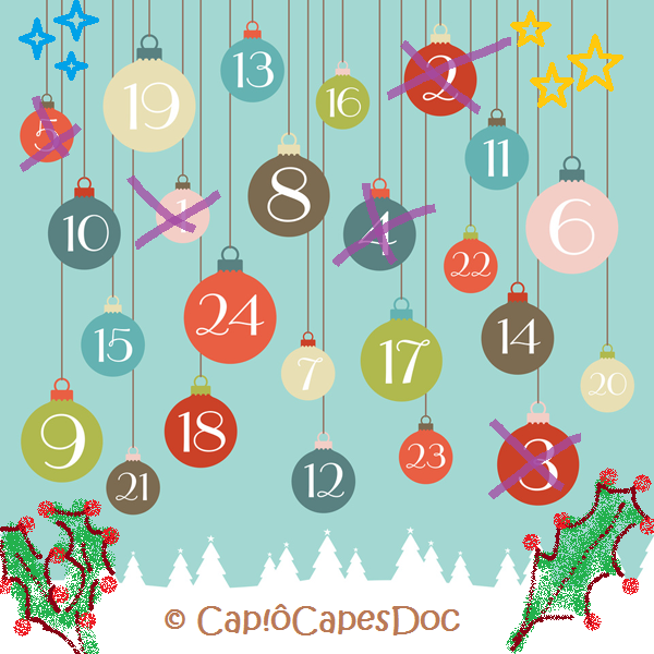 Calendrier de l'Avent &quot&#x3B;on the blog&quot&#x3B; #5