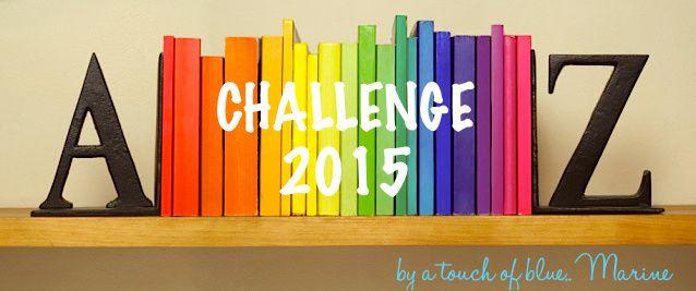 Challenge de A à Z : un auteur pour chaque lettre