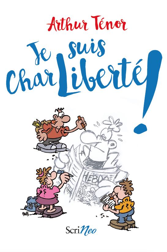 Je suis CharLiberté!