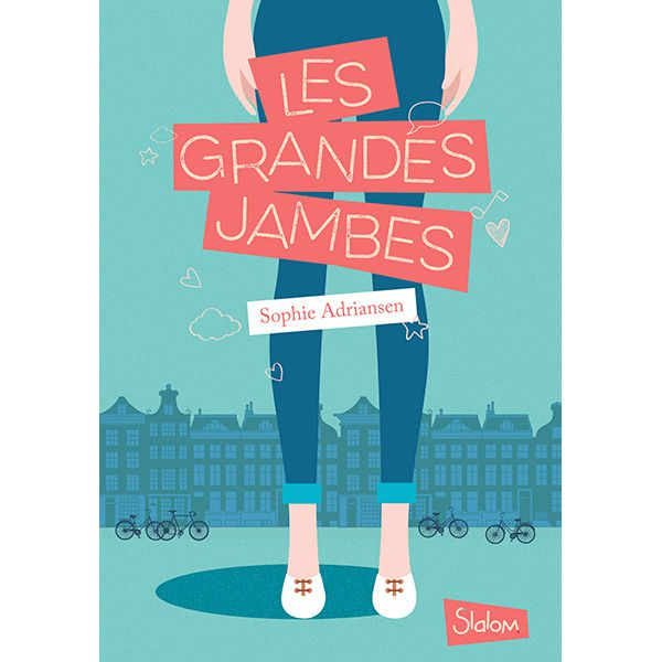 Les grandes jambes