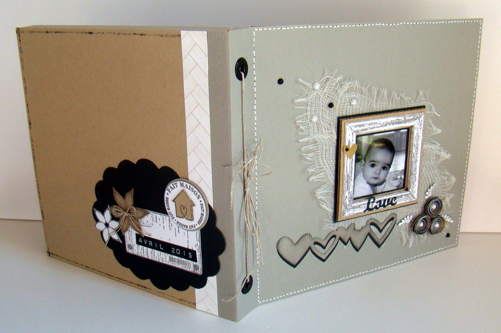 Mini album / Home déco