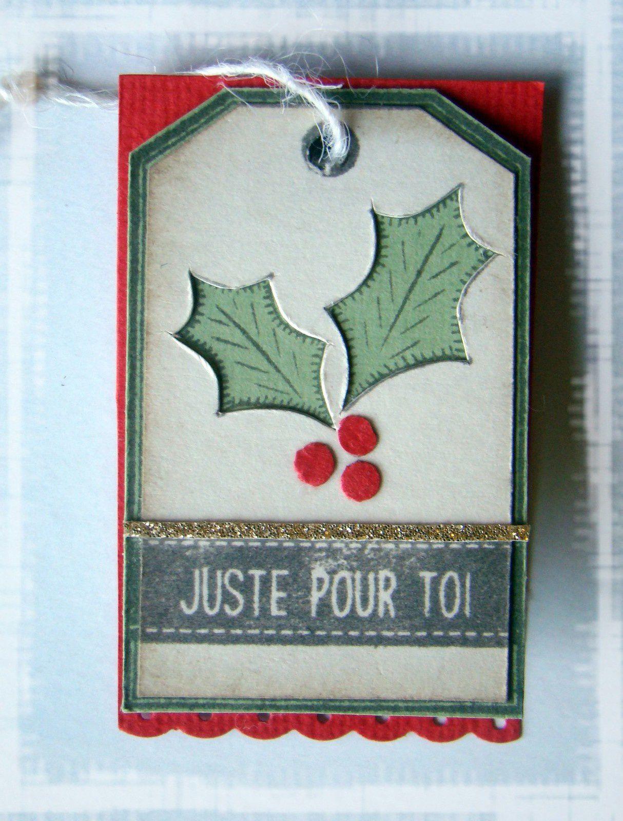 Mini kit de Noël pour Variations créatives
