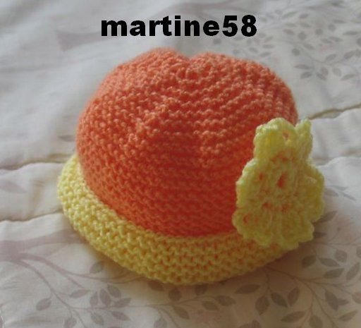 bonnet de Martine58