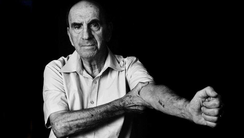 Leo Luster, déporté à Auschwitz