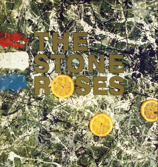 Le 1er lp de The Stone Roses, groupe appartenant au courant Dream pop and Shoegaze