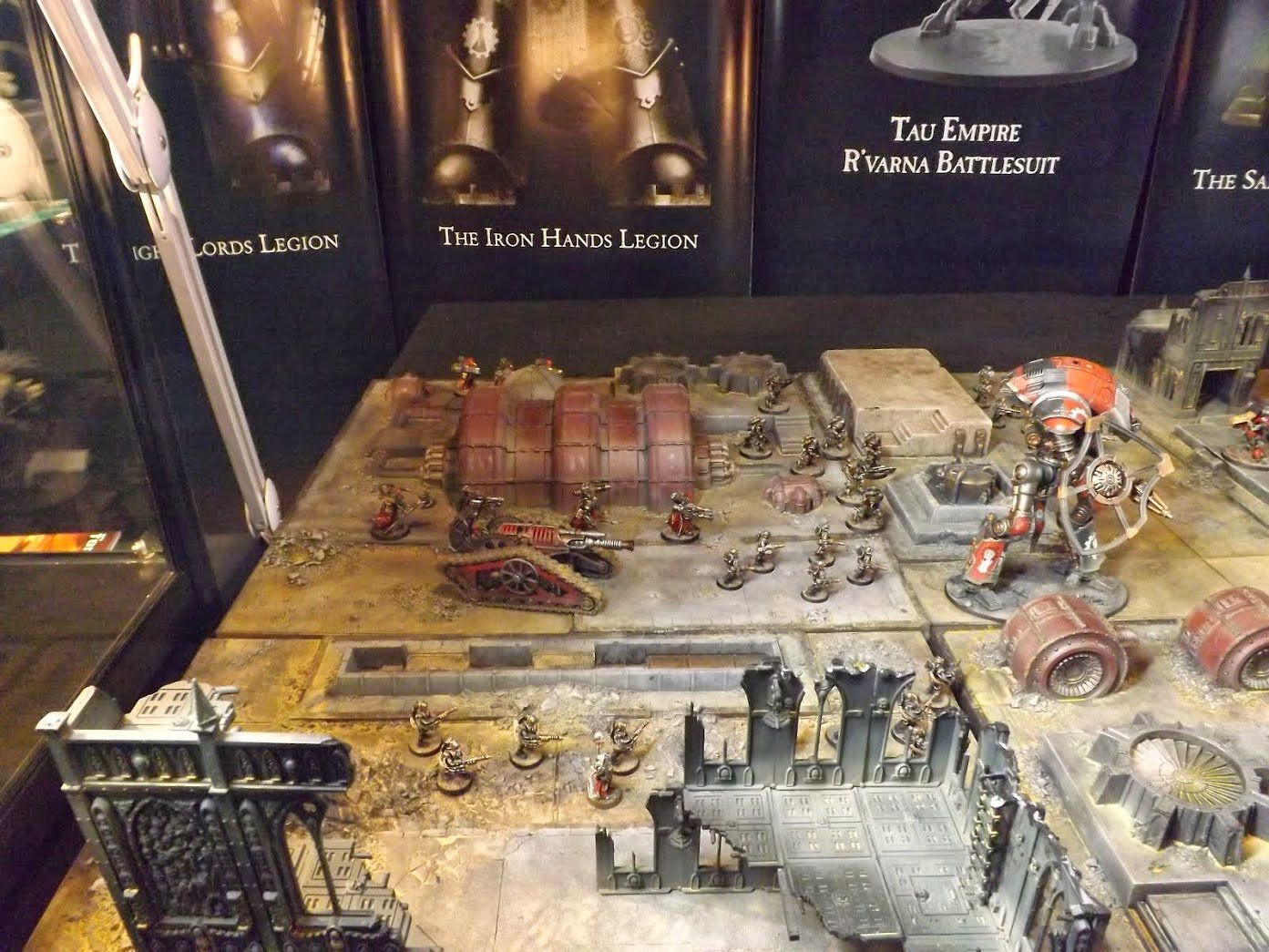 Forgeworld open day