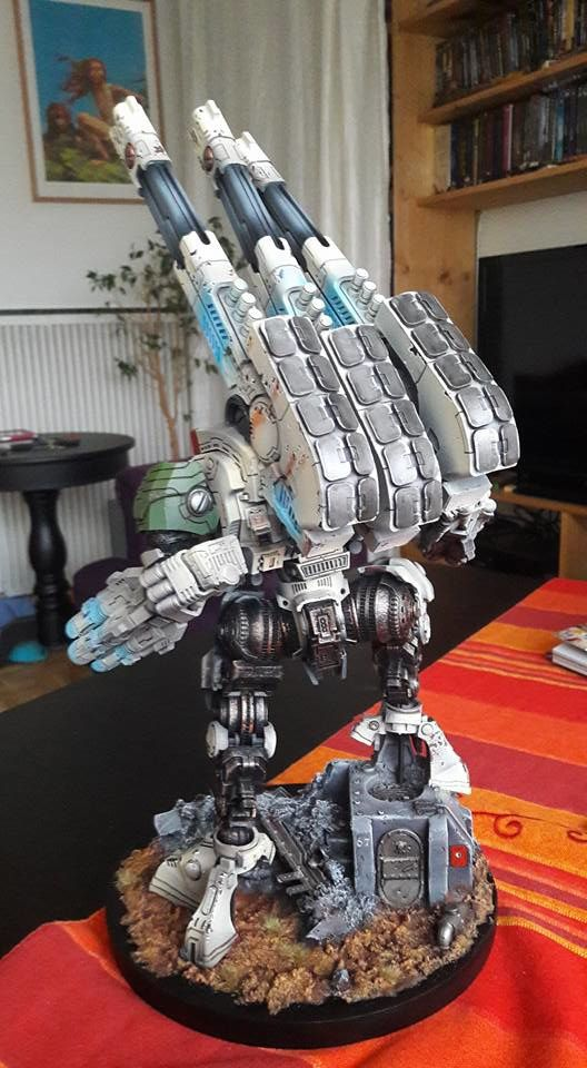 TAU KX139 TA'UNAR SUPREMACY ARMOUR - Part3