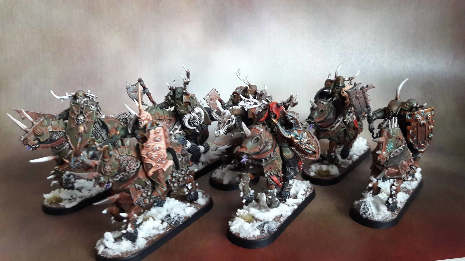 Age of Sigmar - Nurgle Rottenness