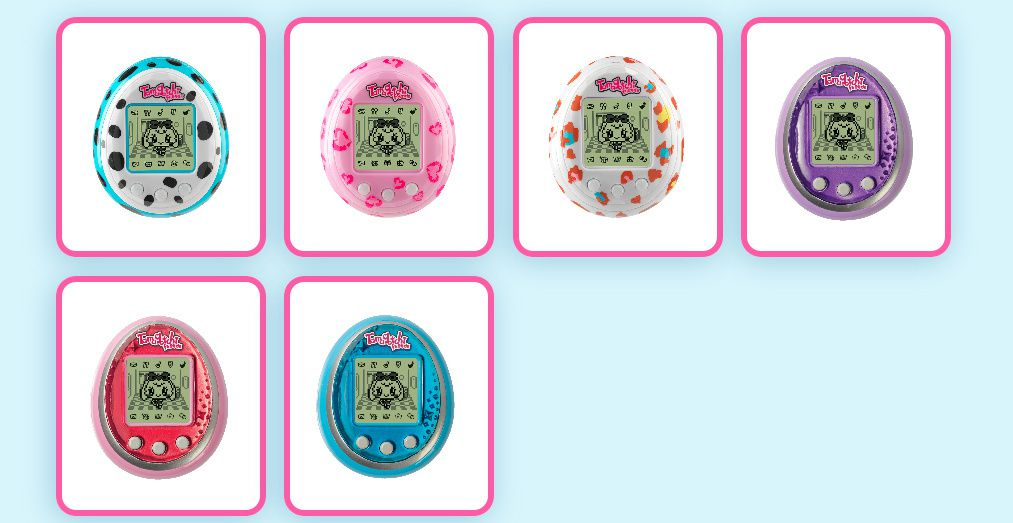 Tamagotchi Friends: le compagnon virtuel de retour (test)