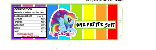Un anniversaire My Little Pony #birthday #mlp
