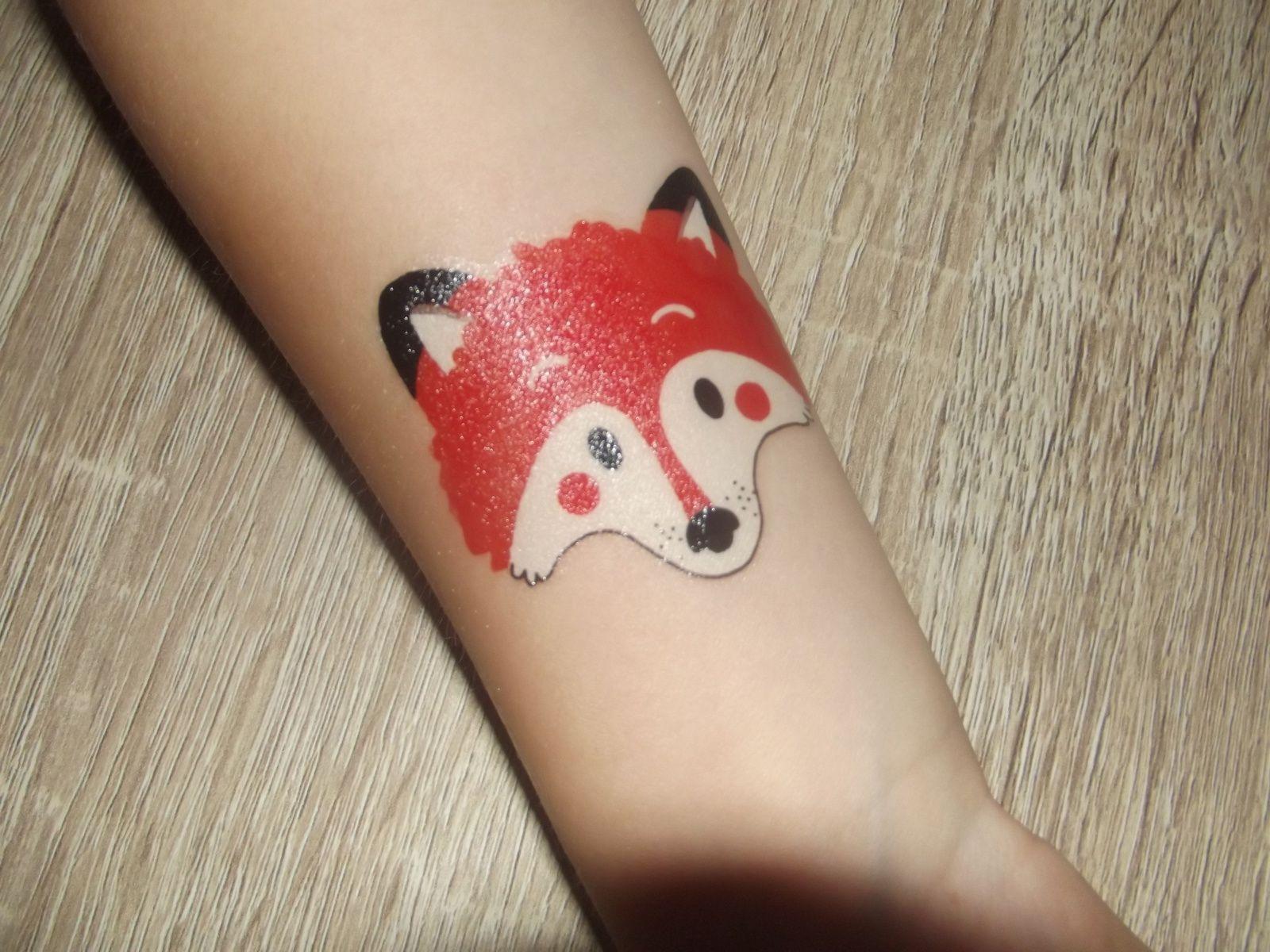 {RESULTAT} Les jolis tatoos éphémères de Sioou {concours }