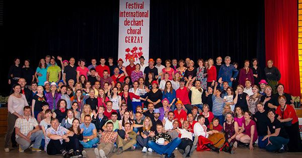 Festival International de Chant choral à Gerzat