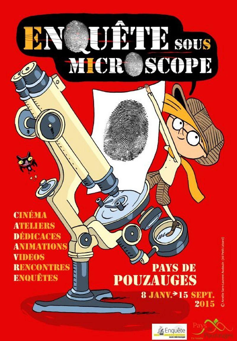 Pouzauge, enquête sous microscope