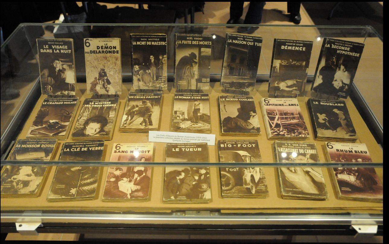 Un aperçu des collections de B. Schuller une précédente année
