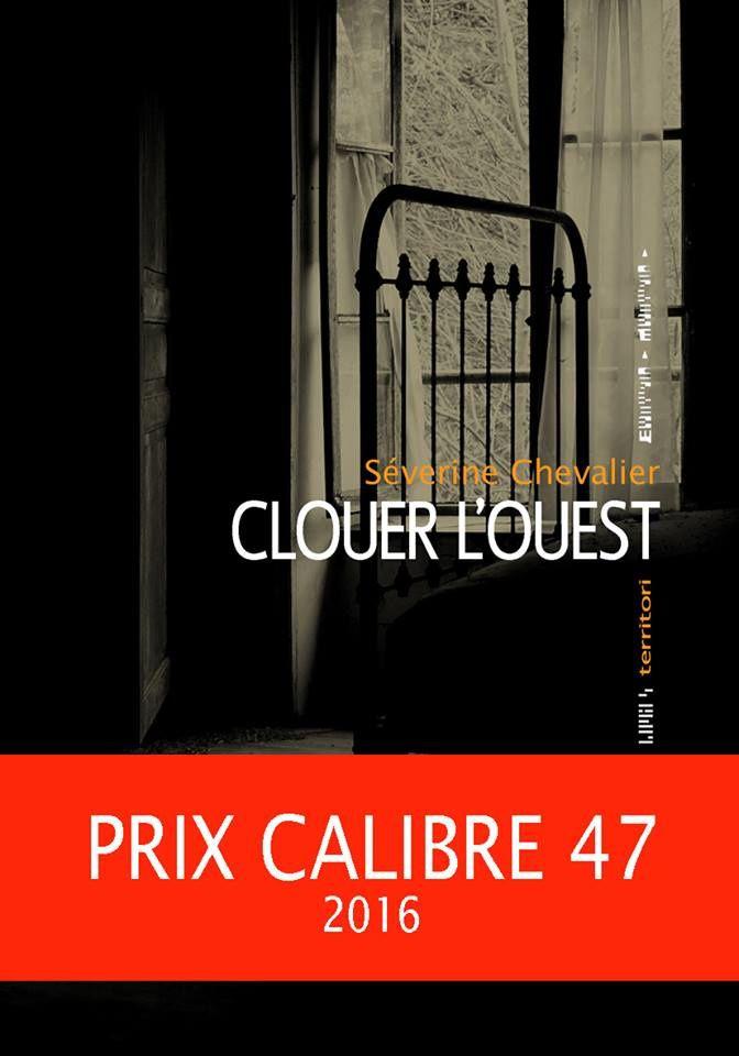 Séverine Chevalier remporte le prix Calibre 47 2016