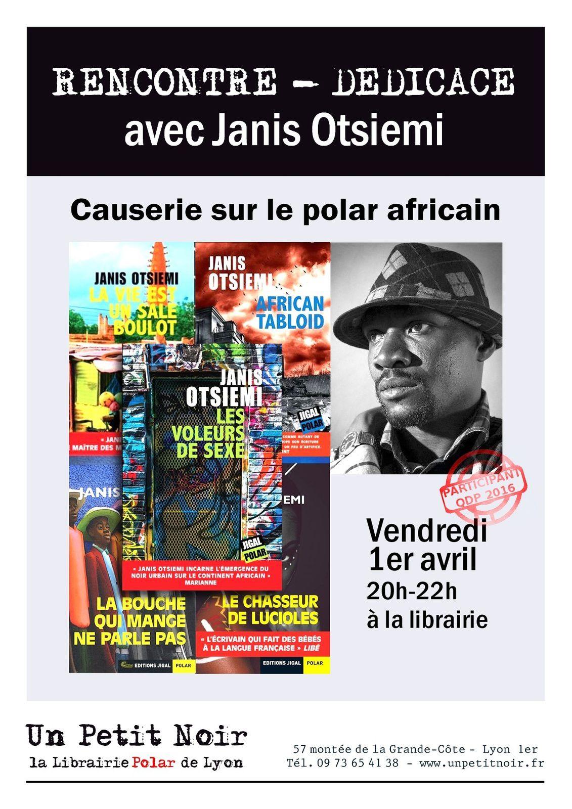 Janis Otsiemi, ce vendredi à Lyon