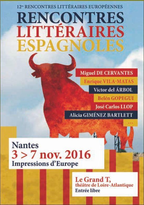 L'Espagne à l'honneur à Nantes ce weekend