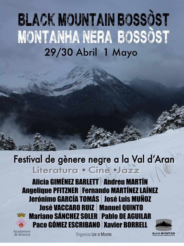 Black Moutain, festival noir à la montagne
