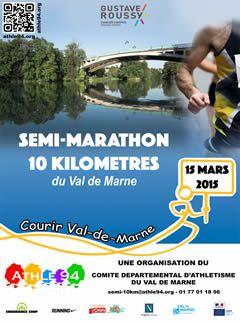 #58. Le semi de Nogent-sur-Marne 2015: une course en or!