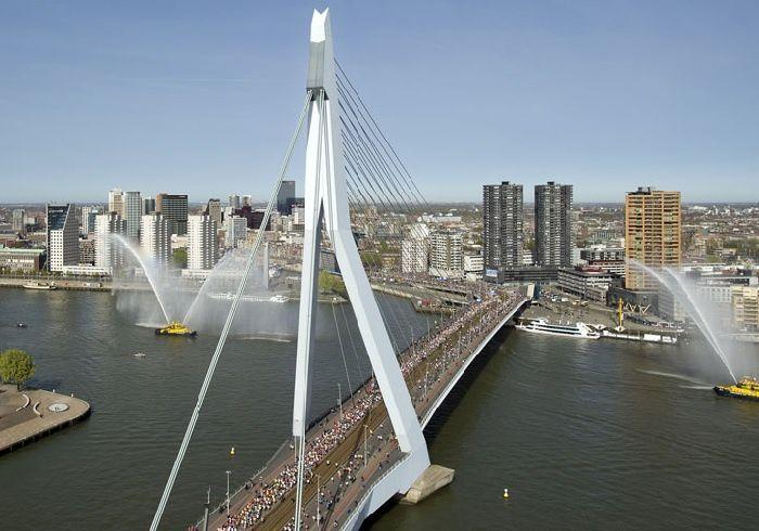 #59. Marathon de Rotterdam 2015: une expérience très positive!