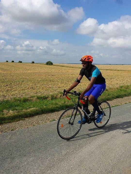 Entraînement croisé: le vélo de route, une agréable récréation!